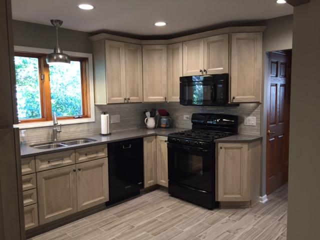 Kitchen Remodel Job 5